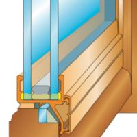 Devis d'adaptation de double vitrage sur fenetre en bois existante